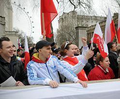 Polacy przez 14 lat wysłali z Wlk. Brytanii do Polski blisko 45 mld zł