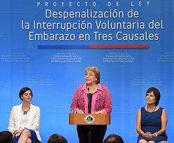 Legalizacja aborcji w Chile. Prezydent proponuje...