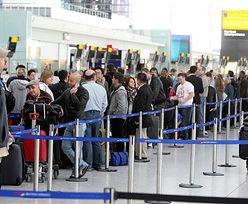 Odwołane i opóźnione loty. Przez ekologów