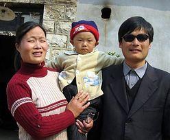Chiński dysydent boi się o swoje życie