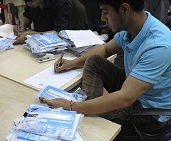 Wybory prezydenckie w Afganistanie. Abdullah zapowiada, że nie uzna wyniku