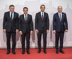 Macron namawia europejskich przywódców do zmiany prawa. Dotyczy to 500 tys. Polaków