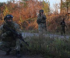 Czeczeńscy bojownicy wspierają Ukraińców na Donbasie