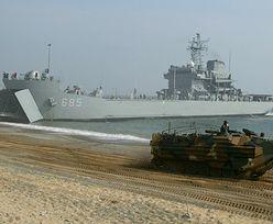 Wymiana ognia na Morzu Żółtym między Koreą Płn. i Płd.