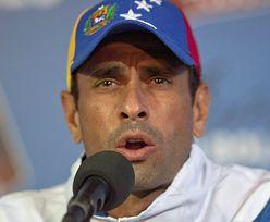 Wenezuela podzielona. Henrique Capriles Radonski podważa wyniki