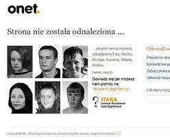 Zaginieni 404. Kampania Itaki na największych portalach
