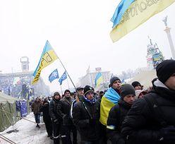 Protesty opozycji na Ukrainie. Władze szykują kontrakcję