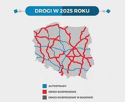 Autostrady w Polsce. Mamy ich więcej niż Anglia, choć PRL dał ich nam mniej niż III Rzesza