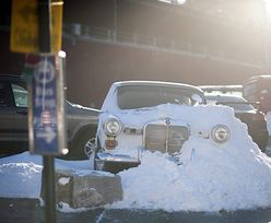 Arktyczna zima atakuje kolejne rejony USA