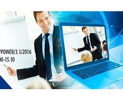 Spotkanie informacyjne dotyczące konkursu nr 3/EFI/POWER/3.1/2016