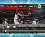 Mecze NBA w telefonach kibiców