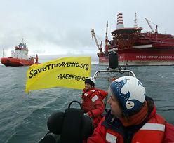 Rosja będzie sądzić działaczy Greenpeace'u za piractwo