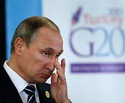 Szczyt G20. Putin liczy na połączenie wysiłków w walce z terroryzmem