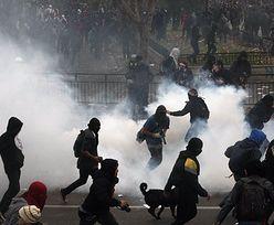 Protesty w Chile. Tłumy na ulicach