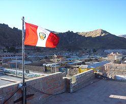 Silne trzęsienie ziemi w Peru. Ludzie w panice puszczają swoje domy