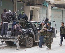 Wojna w Syrii. W zasadzce sił rządowych zginęło 60 ludzi