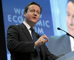 Cameron nalega na reformę zasiłków dla imigrantów
