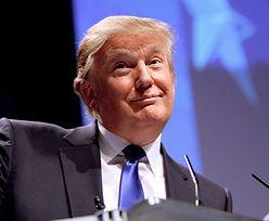 Trump swoimi twittami steruje giełdą. Wall Street w górę