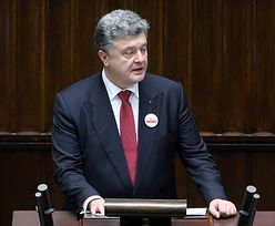 Poroszenko o rozmowach pokojowych w sprawie Ukrainy