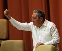 """Raul Castro: na Kubie nie będzie gospodarczej """"terapii szokowej"""""""