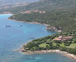 Berlusconi sprzedaje letnią posiadłość na Sardynii