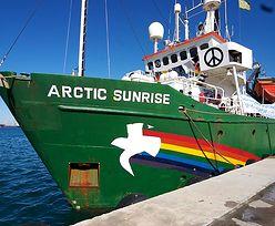 Rosjanie zapłacą za zatrzymanie statku Greenpeace