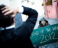 Koniec świata będą świętować w bunkrze