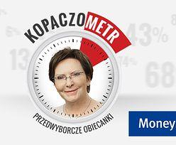 Kopaczometr Money.pl: Premier robi wiele dla studentów i młodych. Przedwyborcza zagrywka?