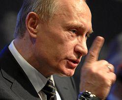 Tranzyt gazu przez Ukrainę do Europy problematyczny - twierdzi Putin