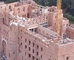 Zamek w Puszczy Noteckiej. Wojewoda sprawdzi budowę