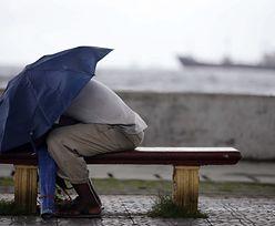 Tajfun Utor na Filipinach. W lawinie błotnej zginął mężczyzna