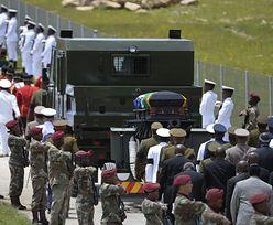 Pogrzeb Nelsona Mandeli. Były prezydent RPA pochowany w rodzinnym Qunu