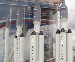 Podbój Kosmosu. Ostatnie przygotowania do startu rosyjskiej rakiety nośnej Angara-A5