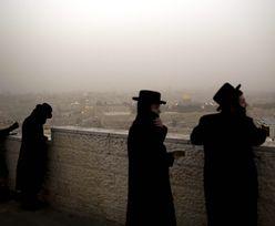 Atak zimy na Bliskim Wschodzie