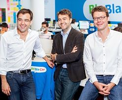 BlaBlaCar dostał kolejne miliony dolarów. Chce ruszyć na nowe rynki