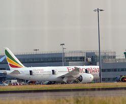 Pożar samolotu Boeing 787. Lotnisko zapowiada opóźnienia innych samolotów