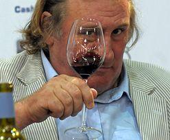 Depardieu ucieka przed podatkami. Putin nadał mu obywatelstwo rosyjskie