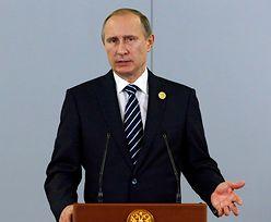 Walka z terroryzmem. Putin: z kosmosu widać skalę bezprawnego handlu ropą