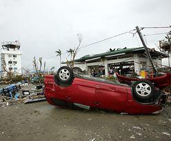 Najnowszy bilans tajfunu na Filipinach
