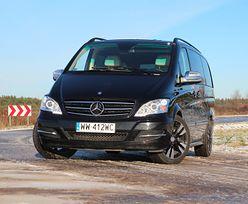 Mercedes Viano Grand Edition. Pożegnalna edycja