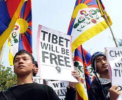 Chiny: Wielka demonstracja Tybetańczyków