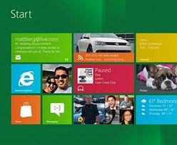 Test Windows 8. Działa szybko, ale kiepsko wygląda