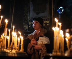 Święta na Ukrainie. Powstała szopka z Putinem w tle