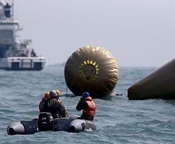 Katastrofa promu w Korei Południowej. Rośnie liczba ofiar