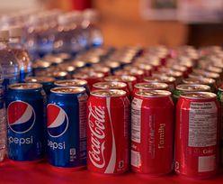 Amerykanie już nie kochają Coca-Coli? Częściej wybierają wodę