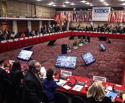 Obserwatorzy OBWE wciąż nie zostali uwolnieni