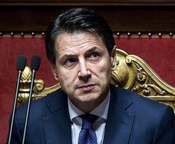 Nowy premier Włoch obiecuje dochód gwarantowany dla najuboższych