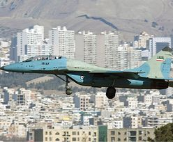 Wojna w Syrii. Izrael ostrzelały cele koło lotniska w Damaszku