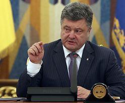 Sytuacja na Ukrainie. Prezydent Ukrainy rozmawiał w nocy z wiceprezydentem USA
