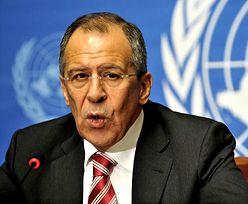 """Ławrow składa """"ofertę"""" syryjskiej opozycji"""